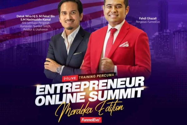 The Entrepreneur Online Summit Merdeka Edition